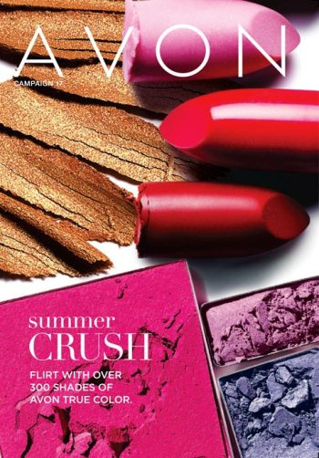 Shop Avon Campaign 17 Brochure