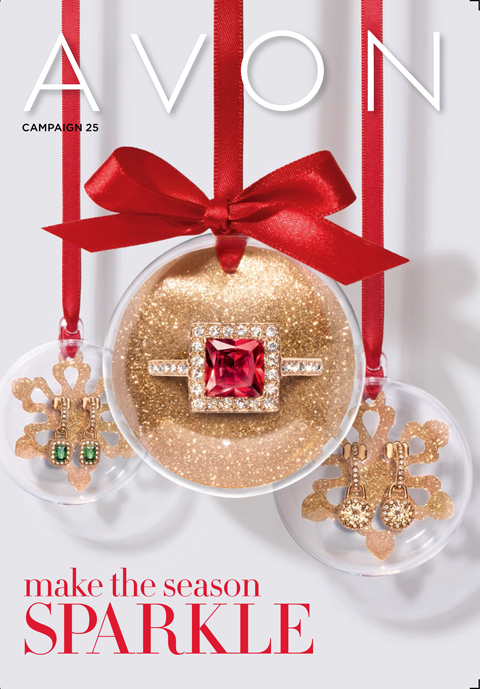 Avon Campaign 25 Make the Season Sparkle