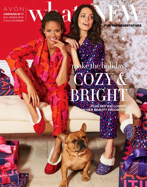 Avon What's New 2017 Catalogs