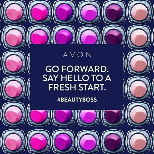 Come Join the New Avon