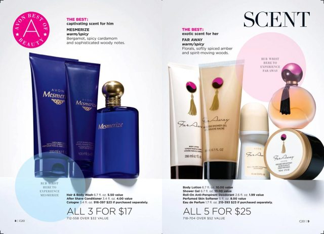Avon Campaign 20 The Best of Beauty