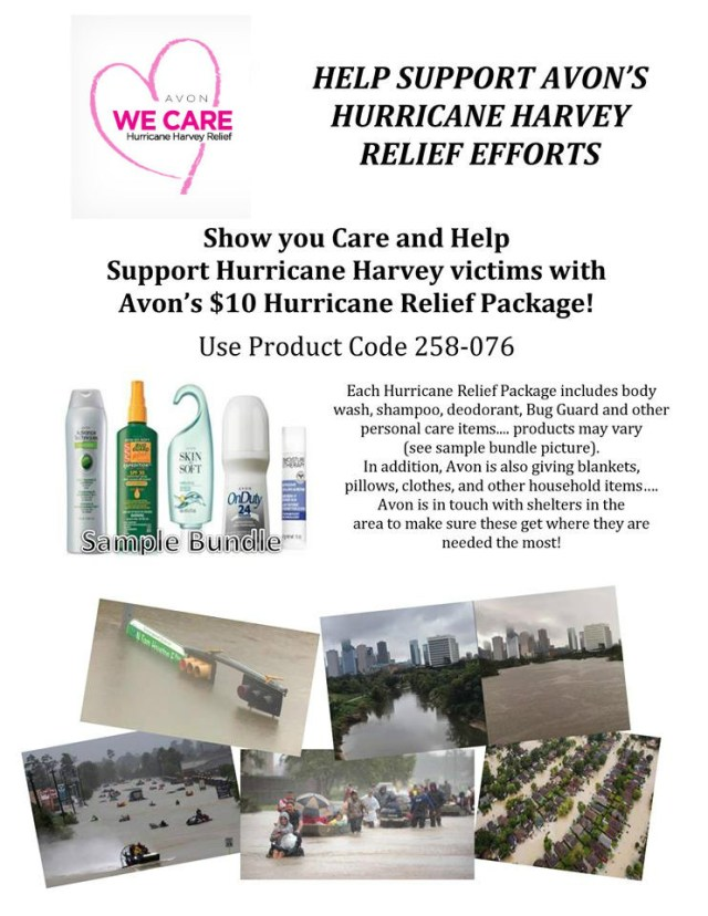 Help Support Hurricane Harvey Relief Efforts