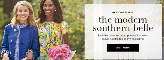 Avon Modern Southern Belle Fashion Collection