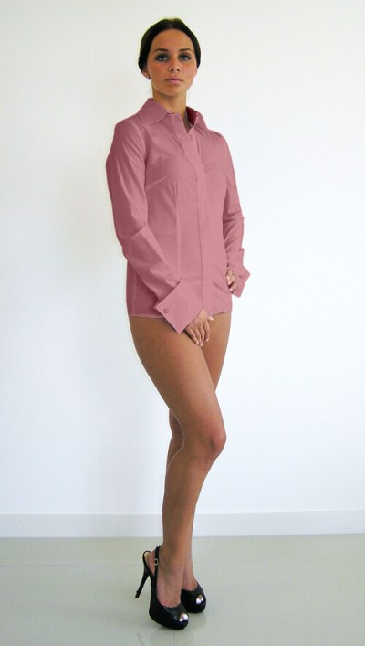 ShirlZ blouse oudroze