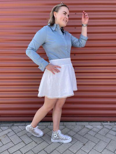 ShirlZ Pastel blauw