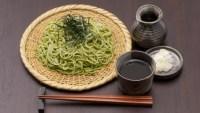 茶そばと日本そばの違いって何?茶そばダイエット効果にアレが効く!