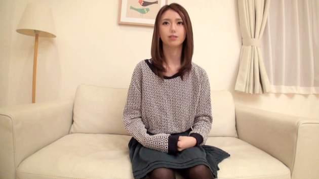 【動画あり】風見あゆむ 22歳 美容部員 素人AV体験撮影840 SIRO-2249 (4)