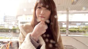 【動画あり】由珠 20才 接客員 マジ軟派、初撮。382in大阪 200GANA-554 アイキャッチ
