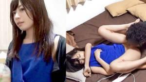 【動画あり】蘭 23歳 銀行員 ナンパ連れ込み、隠し撮り 188 200GANA-991シロウトTV (49)