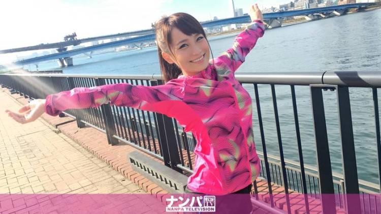 200GANA-1252 ナンパTV ジョギングナンパ 04 in お台場
