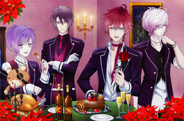 Diabolik Lovers More Blood Sub Indo