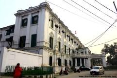 Rana Building, Massive structure