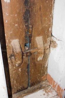 Locking system of door