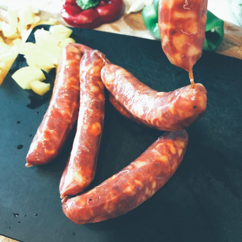 歐式煙燻肉腸