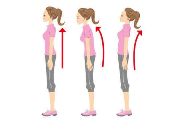 姿勢を良くする方法として注目されているストレッチ