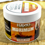 Hasso Maximum Tobacco 200g - Murcielago