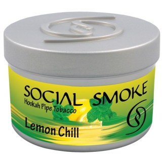 Social Smoke Lemon Chill 250 gr.