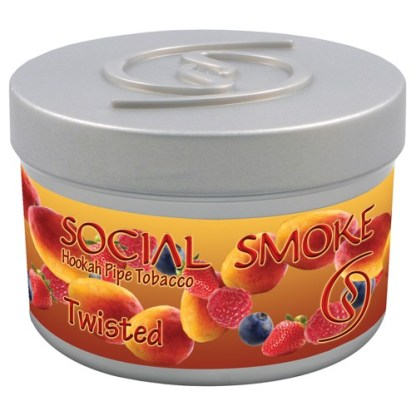 Social Smoke Twisted 100 gr.