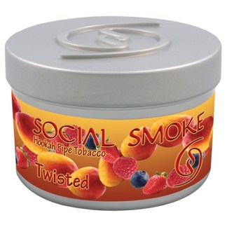 Social Smoke Twisted 100 gr.
