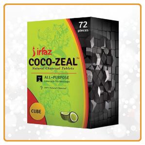 natural coals for hookah | shishanvape