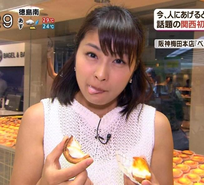 川添佳穂の食事舌