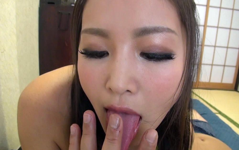 牧野遥の舌堪能プレイ (3)