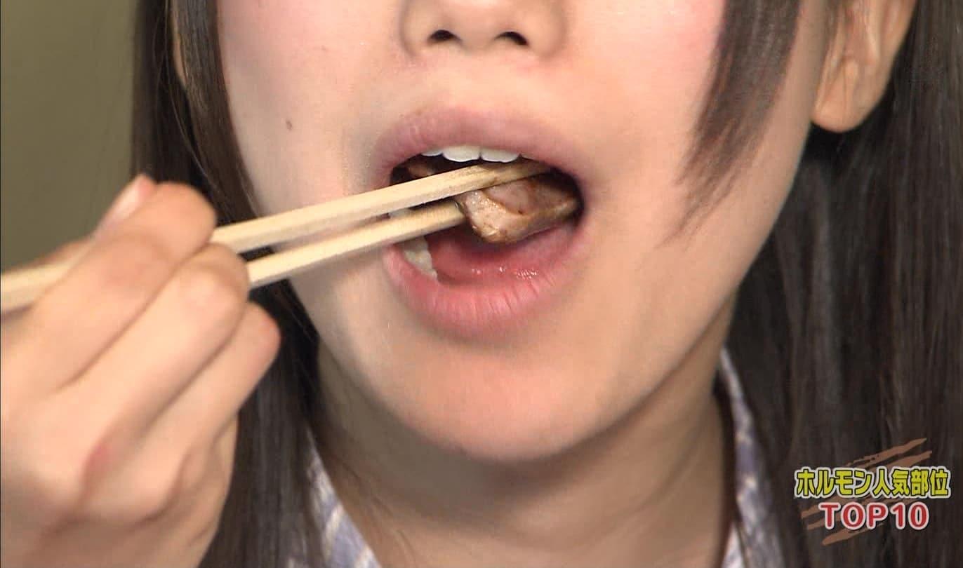 加藤里保菜の食事舌 (3)