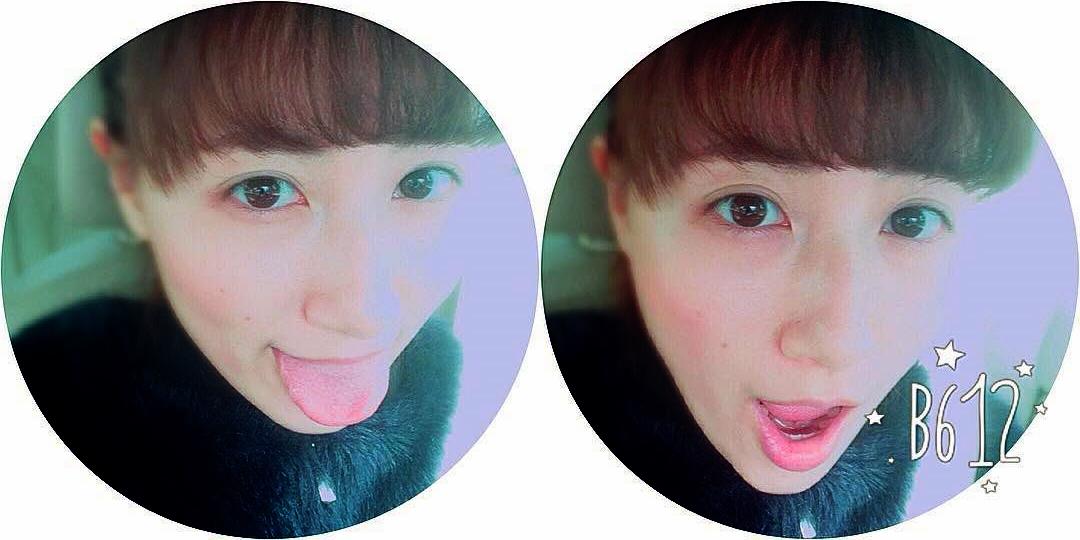 Hirokoの舌出し (2)