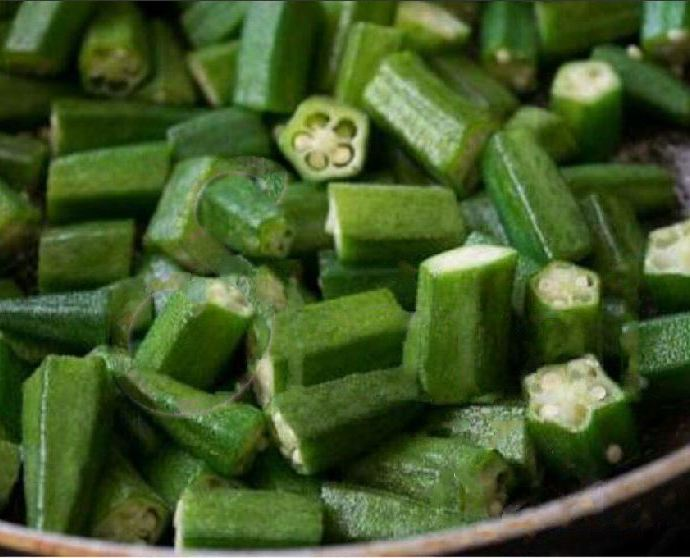 Tip of the day!! Bhindi/Okra getting Sticky? Read on.