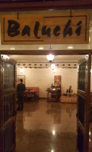 Baluchi The Lalit Mumbai