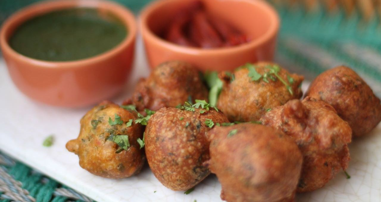Gujarati Methi Na Gota/ Pakora