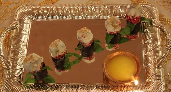 BAKLAVA DATE CHOCOLATE!! The BhaiDuj Special…