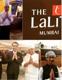The Lalit Hotel Mumbai!! Namaskar Personified