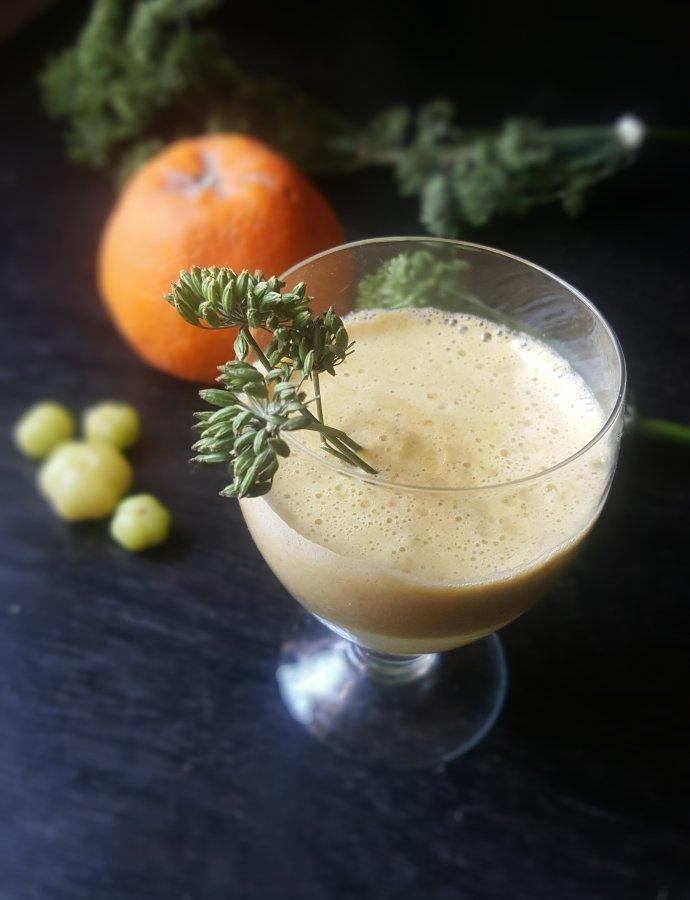 Citrus Fennel !! A Unique Detox Drink