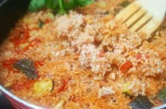 Mediterranean Red Rice