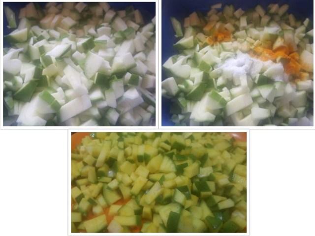mango chops