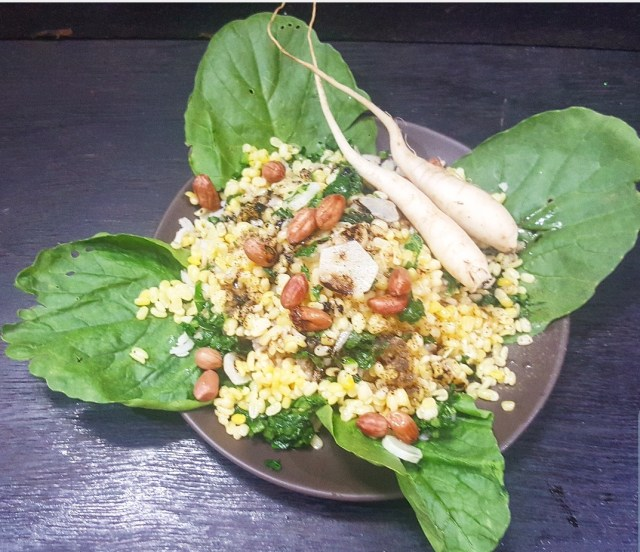Moongdal Moongfali Salad