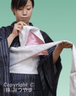 浴衣リボン結び 結ぶ2-2-2