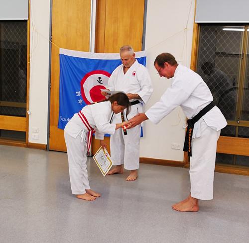 Shito Ryu Karate Newcastle