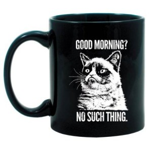 Grumpy-Cat-Mornings-black-Coffee-Mug