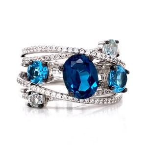 Shiv Jewels yj1641b
