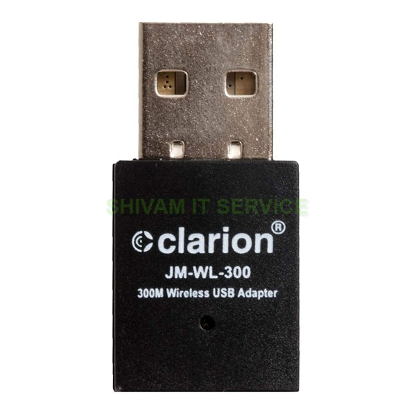 clarion 300 mbps wifi dongle 3