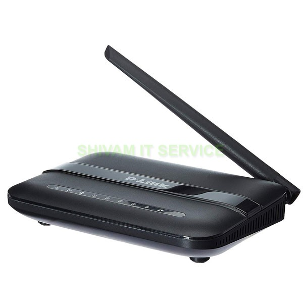 Dlink DSL-2730U Wireless-N 150 ADSL2 Router