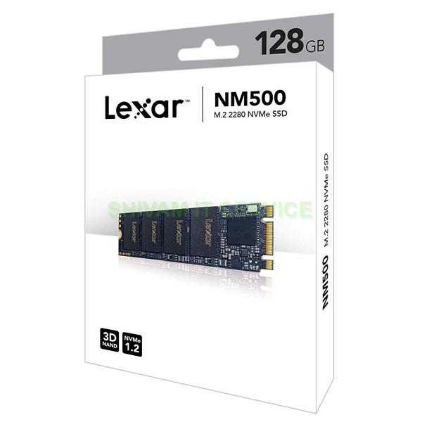 lexar nm500 ssd m.2 128gb 1