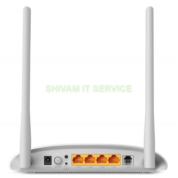 TPlink TD-W8961N 300Mbps Wireless N ADSL2 Modem Router