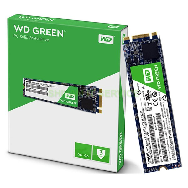 wd ssd 480gb green m.2 1
