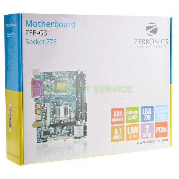 zebronics zeb g31 motherboard 1
