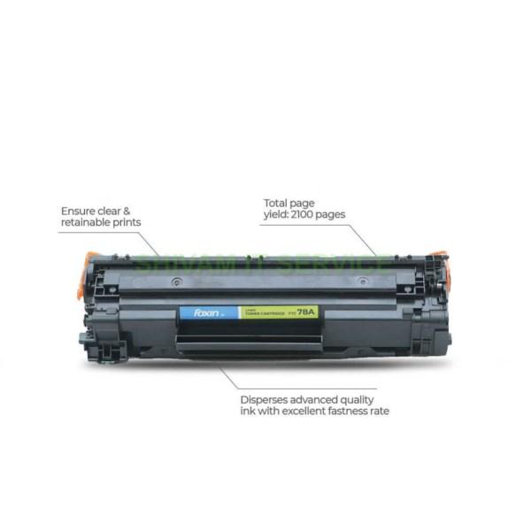 foxin toner cartridges ftc 78a 02
