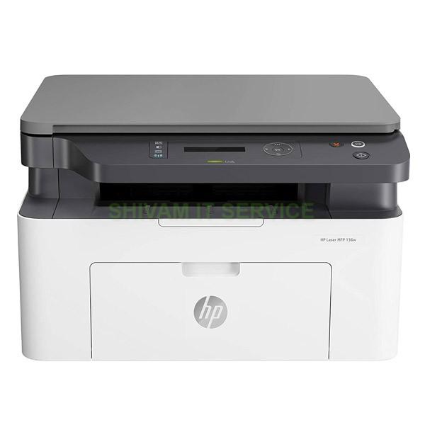 HP Laser MFP 136a multi Functions Printer