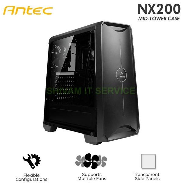 antec nx200 rgb gaming cabinet 3